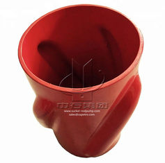 Well Cementing Solid Stemped Spiral Vane Centralizer High Anti-Impact
