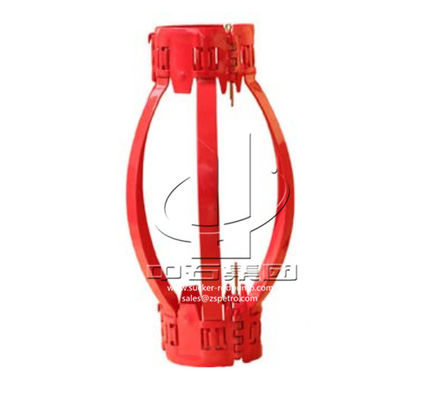 "Latch On OD240MM 7-5/8""*9-5/8"" Bow Spring Centralizer Non Welded"