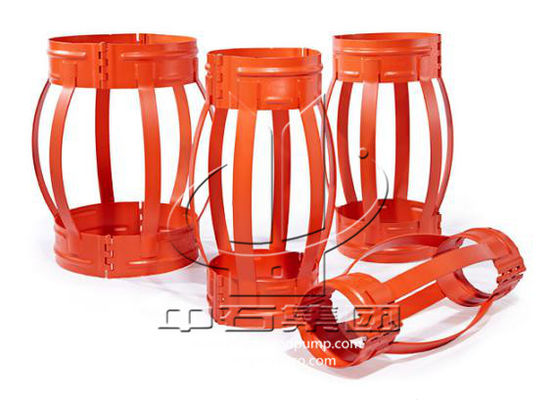 "Latch On Welded 6""*8""-1/2"" Bow Spring Centralizer Heat Treated"